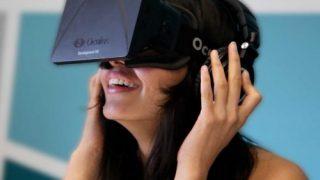 Virtuaalilasien kehittäjä Oculus Facebookin haaviin