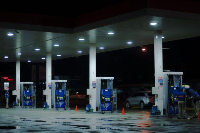 Polttoaineen kulutus laskuri